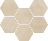 Мозаика Italon Сharme Evo Onix Hexagon 25*29