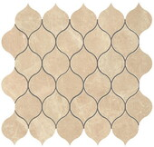 Atlas Concorde Marvel Elegant Sable  Drop Mosaic 27,2x29,7