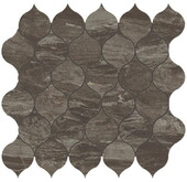 Atlas Concorde Marvel Absolute Brown  Drop Mosaic 27,2x29,7